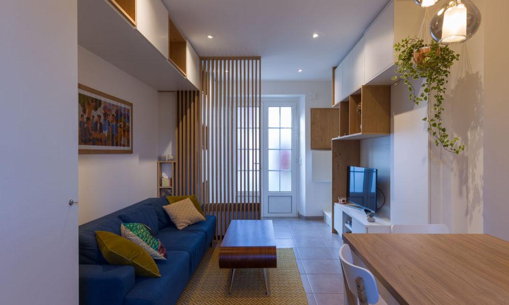 Immobilier – rénovation d'une maison de ville